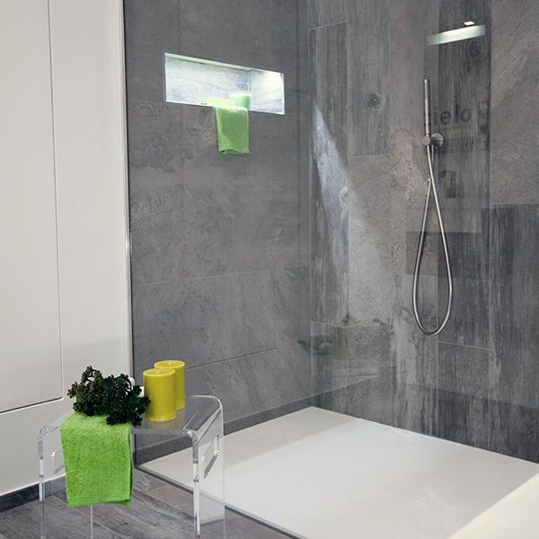 Arredo bagno necchio ceramiche for Arredo doccia bagno