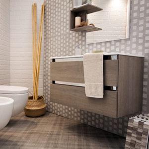 Necchio Ceramiche - arredo bagno mobili