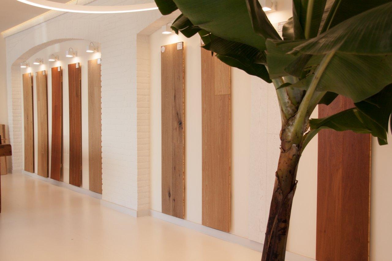 esposizione legno per pavimentazioni