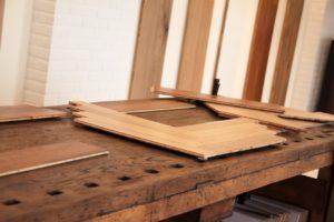 legno per parquet