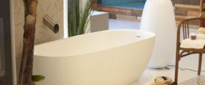 showroom arredo bagno - necchio ceramiche